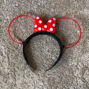 Minnie light up ears